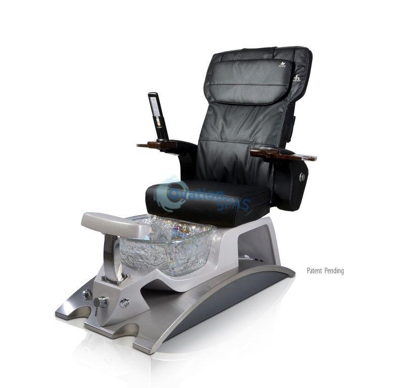 Argento SE 245 Pedicure Spa Chair  sc 1 st  Ovation Spas & Stainless Steel Spa Pedicure Chair