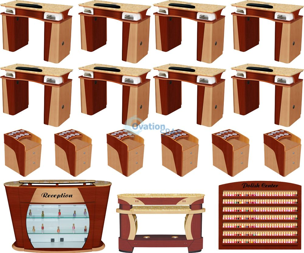 Nail Salon Furniture Package SF#2