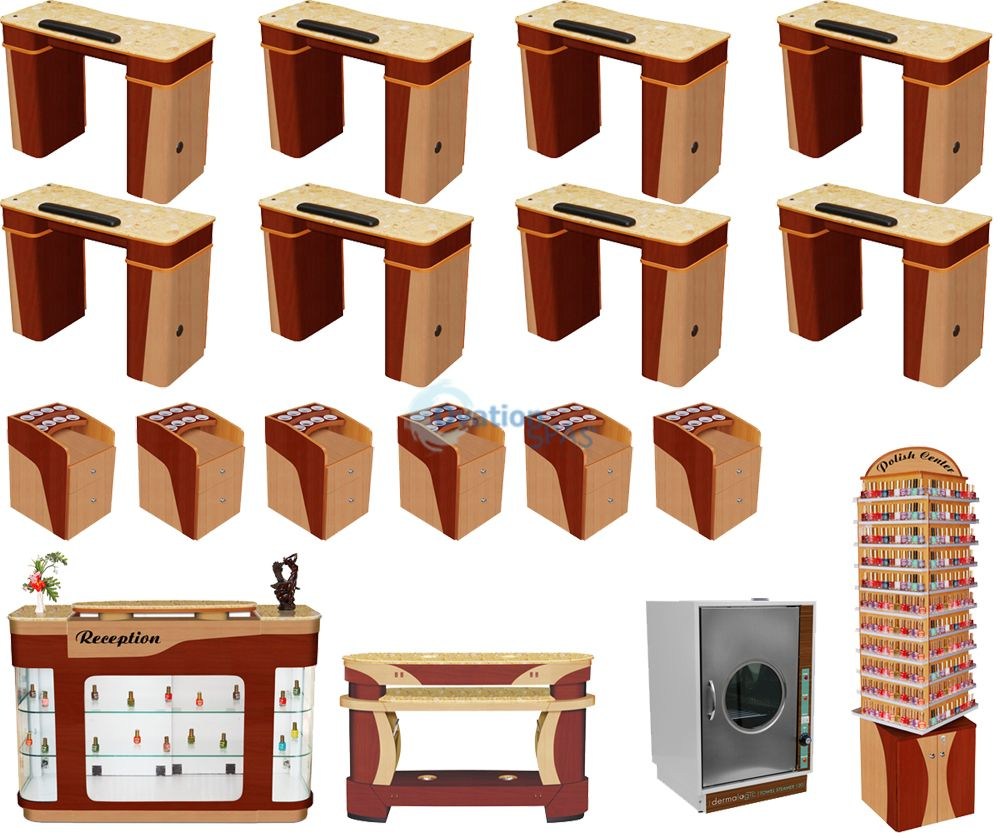 Best Nail Salon Furniture Package