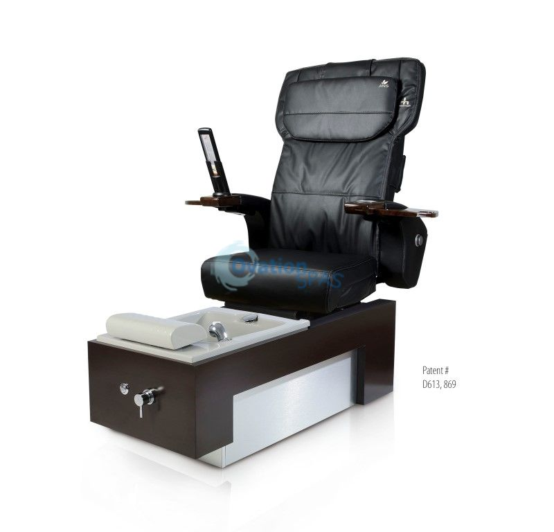 Vented Pedicure Spa Chair