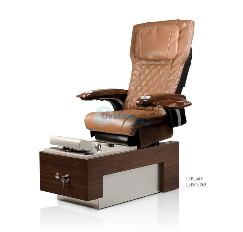 Exhaust Vent Ion Pedicure Spa