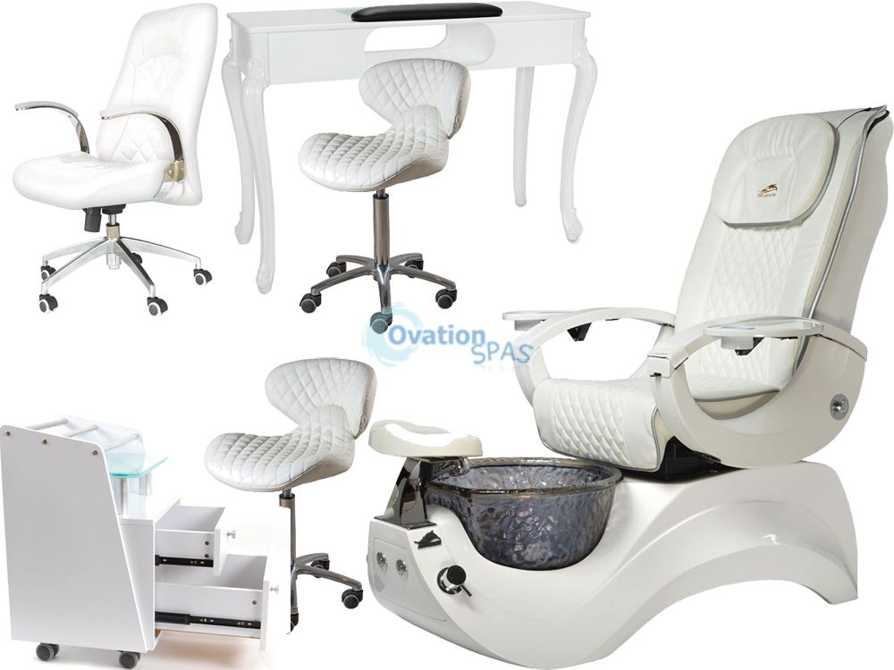 Pedicure Chair Package Deal
