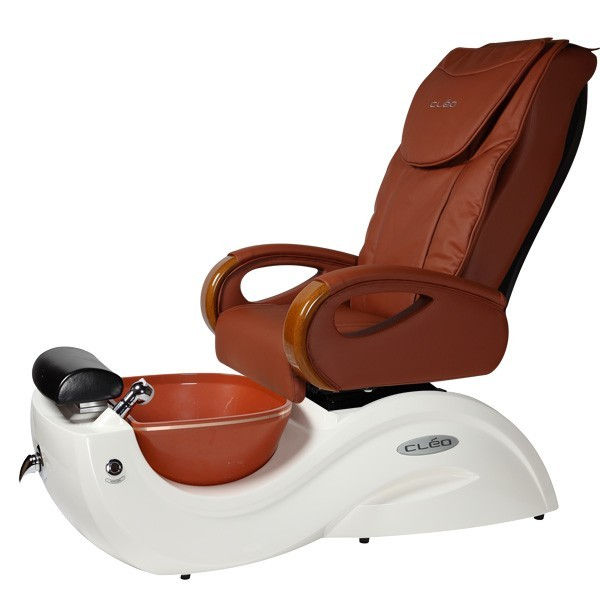 J&A Cleo® RX Pedicure Spa Chair (Granite Bowl)