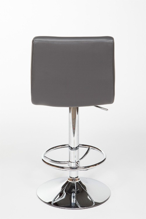 OS - 2 Nail Bar Stool (Dark Gray) - P
