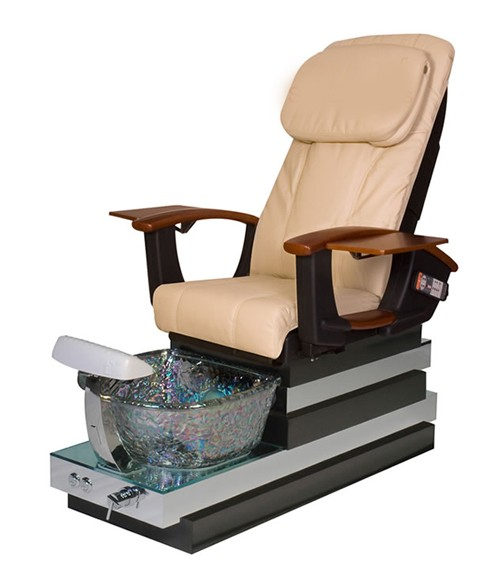 T4 G-Spa  W Pedicure Spa Chair