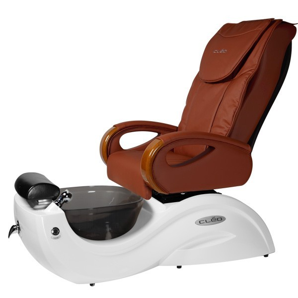 J&A Cleo® RX Pedicure Spa Chair (Resin Bowl)
