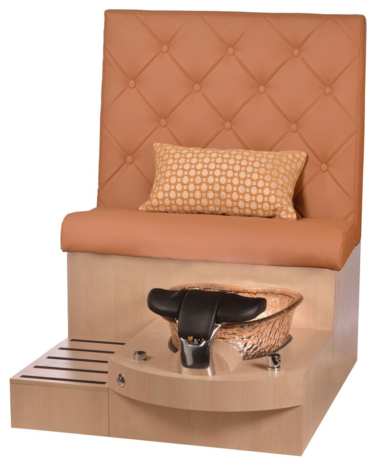 GS Selena® Day Spa Pedicure Bench