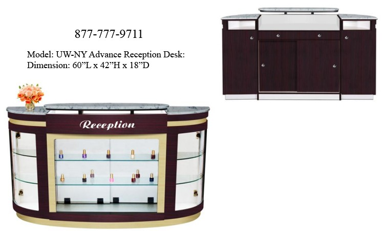 UW - NY Advance Reception Desk (90+522)