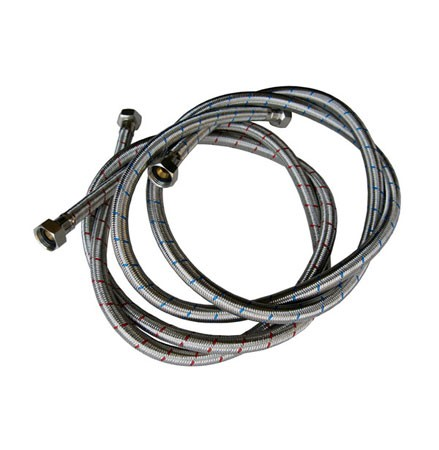 Hot/Cold Water Hose 60""
