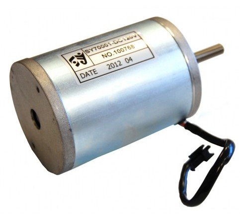 DC Motor for SPA3/PT2/PT9/RMX