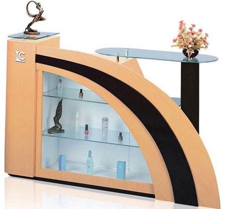 LC Tulip Reception Desk
