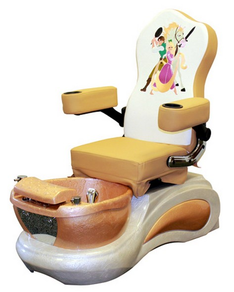 Princess #5 Kid Pedicure Spa Chair