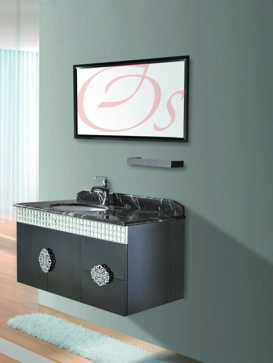 "OS - Wall Mounted 40"" Sink #J"