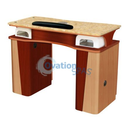 ITC - Event Manicure Table w/UV Gel Hold (283+925)