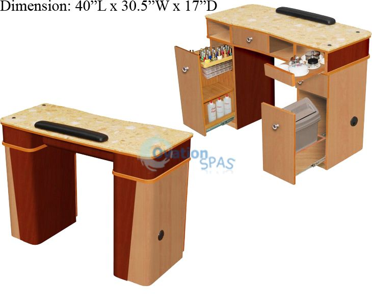 ITC - Classic Manicure Table (283+925)