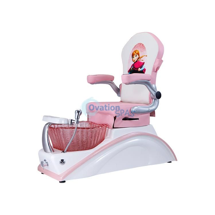 Mini Pink Kid Spa Pedicure