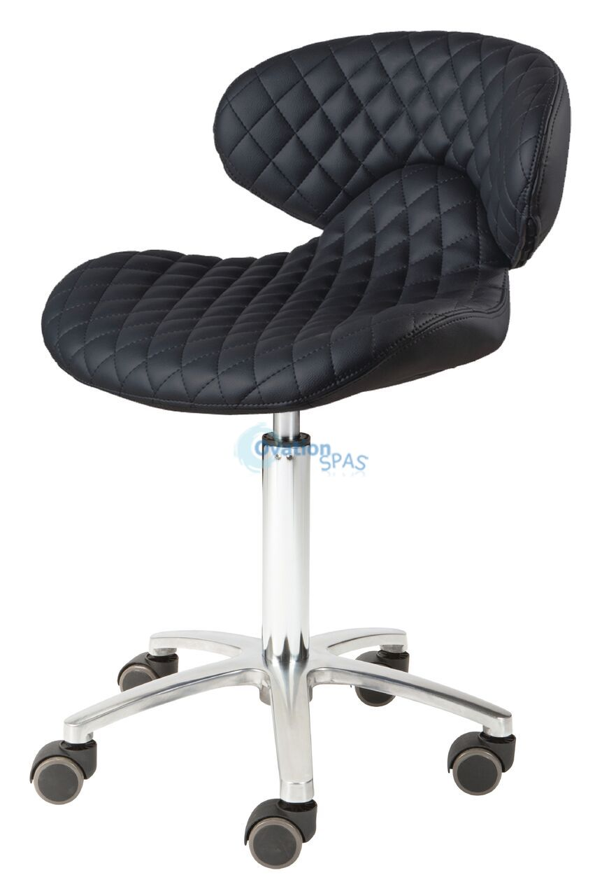 Employee Chair SC1001 - PU Black