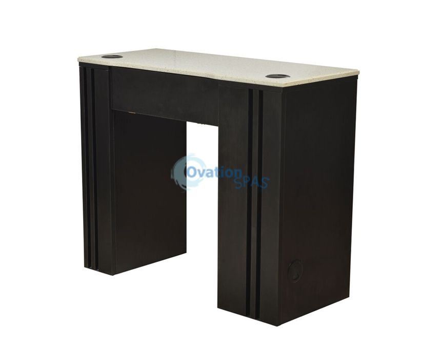 Manicure Table with UV Gel Hole