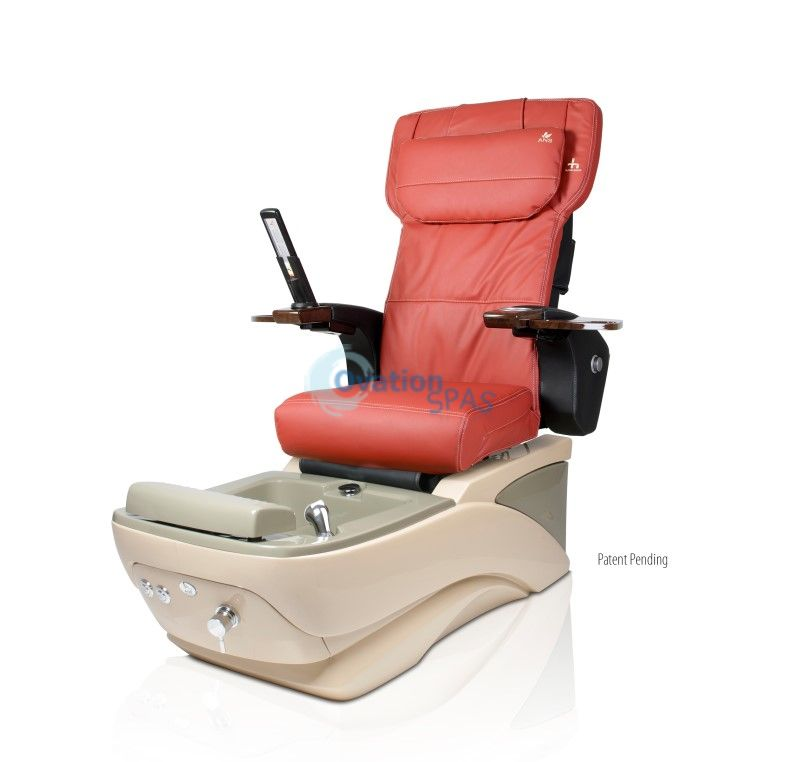 Pavia 245 Pedicure Chair  sc 1 st  Ovation Spas : human touch pedicure chair - Cheerinfomania.Com