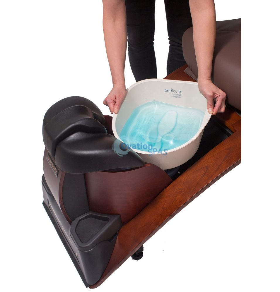 CT Simplicity SE Pedicure Spa Chair (No Plumbing)