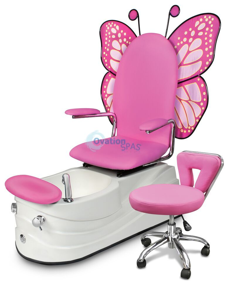 GS Mariposa 4 Kid Pedicure Spa Chair