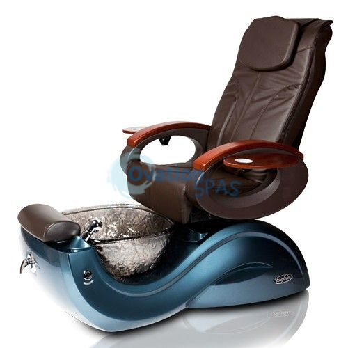 J&A Toepia GX Pedicure Spa Chair