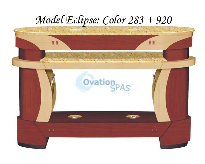 Ovation Spas Package #8