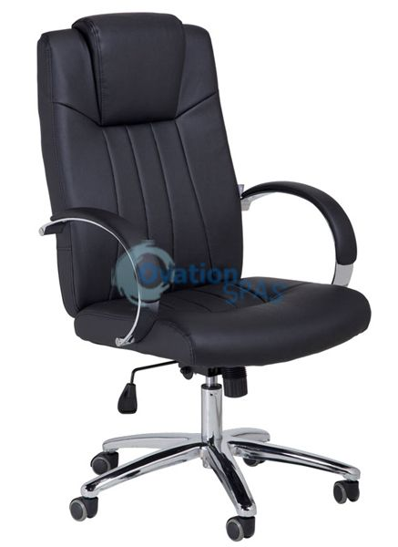 Customer Chair GC-003 (Black)