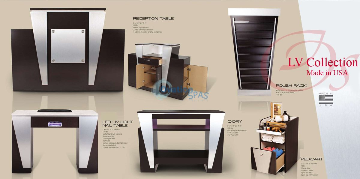 LV™ Reception Desk