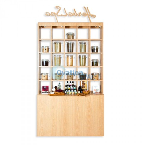 IV™ Herbal Display Cabinet