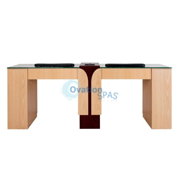 IV Double Manicure Table
