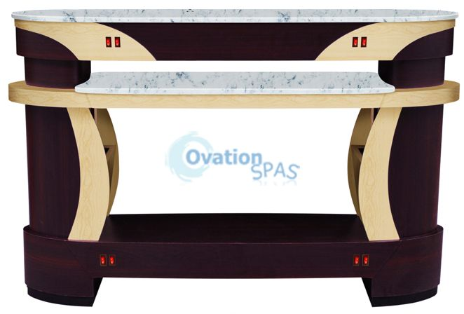 Ovation Spas Package #1