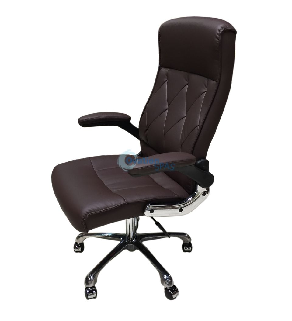Customer Chair (Chocolate Color)