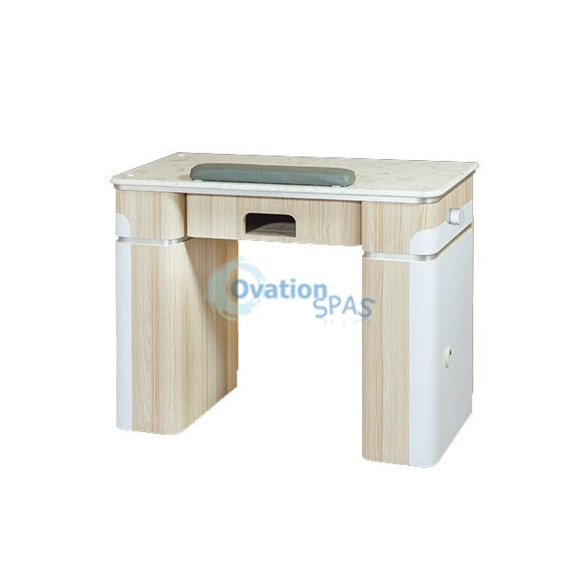 IQ 517 Manicure Table with Vent Pipe