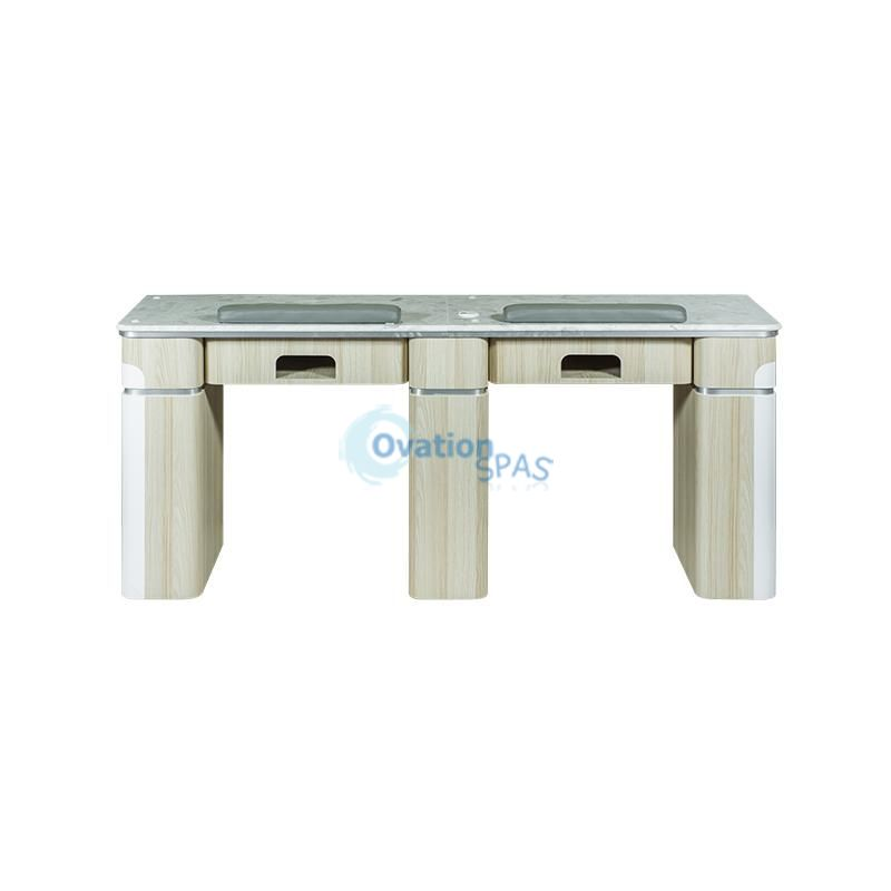IQ 517 Manicure Double Table 70""