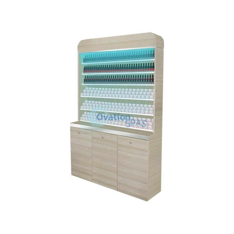 IQ 517 Nail Polish / Gel / Powder LED Cabinet #9