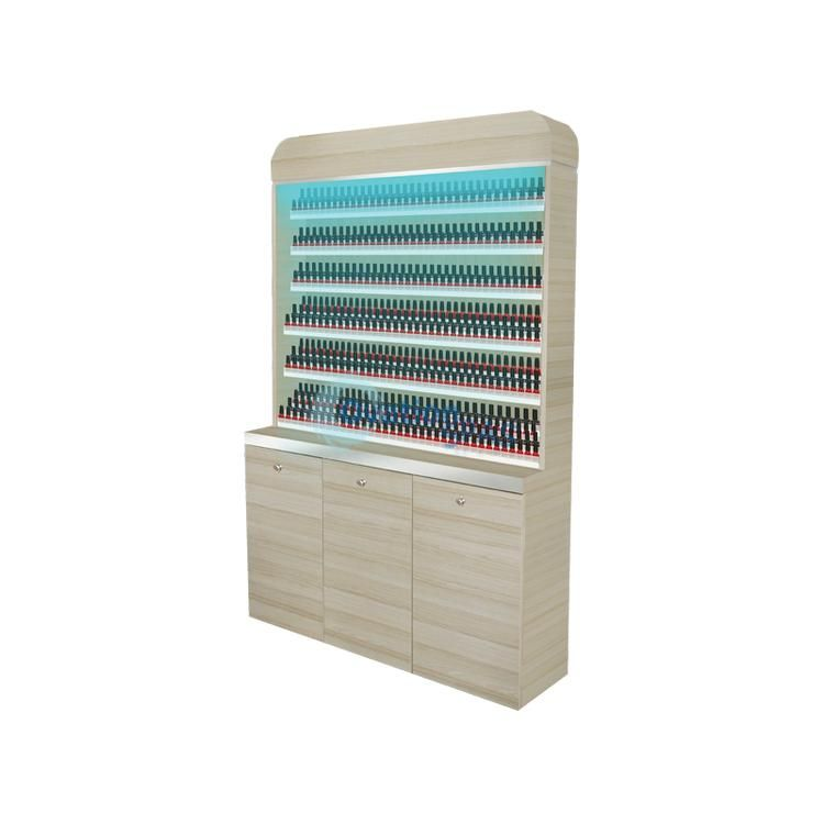IQ 517 Nail Polish & Gel Polish LED Cabinet #8