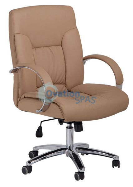 PSOA - Customer Chair GC-004 (Cappuccino)