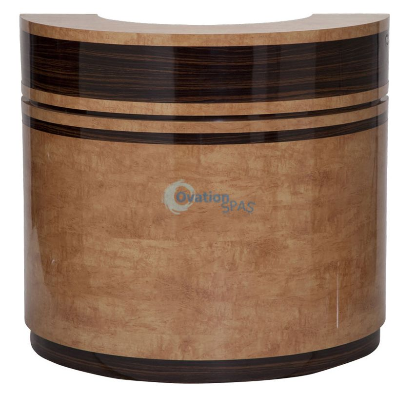 Reception Desk C-48 (Chestnut/Cherry)