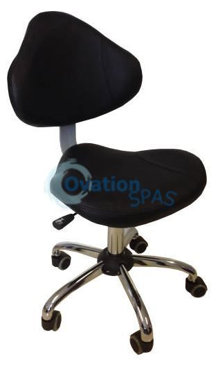 PSOA - Employee Chair (Black)