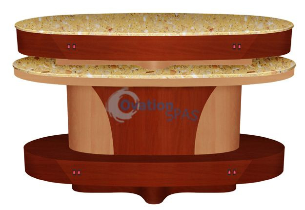 ITC - Classic Dryer Station Fit 6 Persons (283+952) Yellow Marble