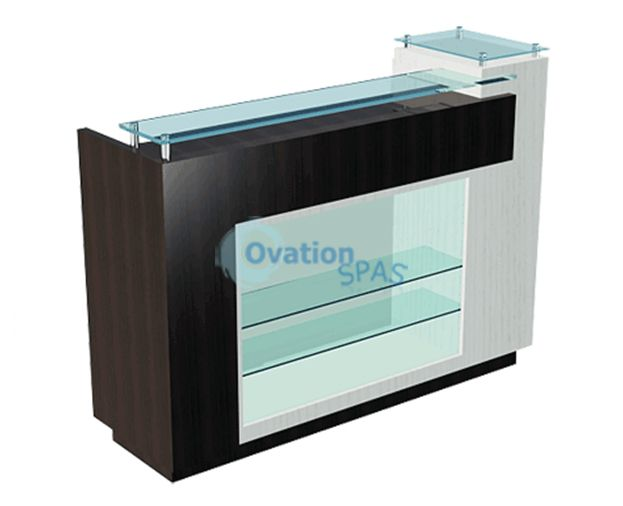 LB - Qbik™ Reception Desk 410