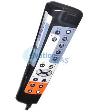 Remote Control for Gulfstream Pedicure Chairs Model 9620
