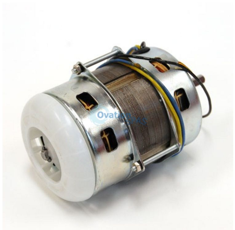"AC Motor for Cleo, Episode ""I"", and Pacific AX"