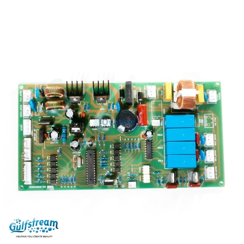 PC Board for Gulfstream Pedicure Chairs 9620