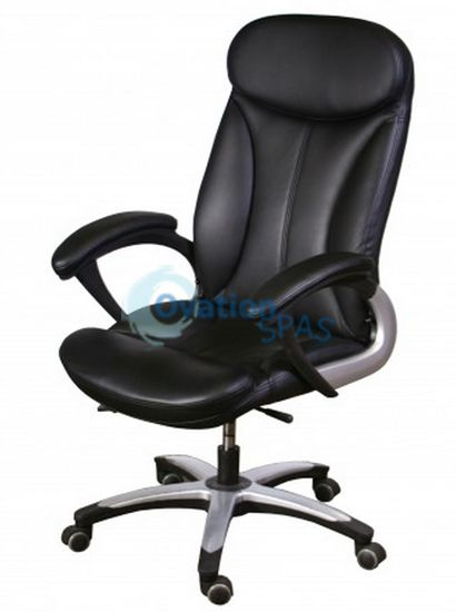 Bianca Customer Chair (Black)