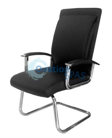 PSOA - Waiting Chair (Black)