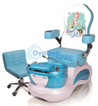 Princess #2 Kid Pedicure Spa Chair