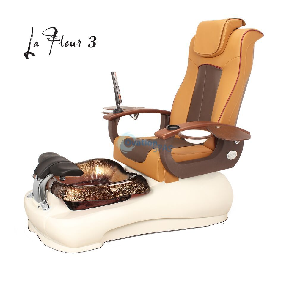 Salon Pedicure Chair Ebay >> Holiday Sale La Fleur 3 Pedicure Spa Chair