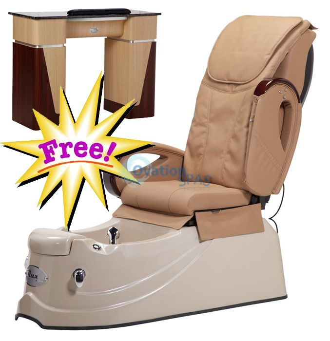 Deluxe® Pedicure Chair